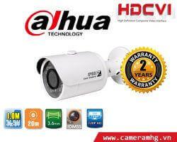 CAMERA HỒNG NGOẠI HDCVI DAHUA HAC-HFW1000SP